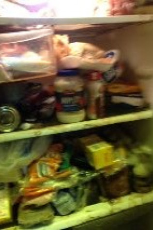 Can I put too much food in my refrigerator...YES!
